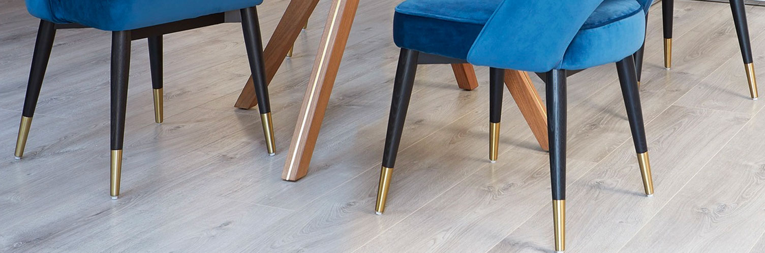 Wooden Furniture Legs with Slipper Cups