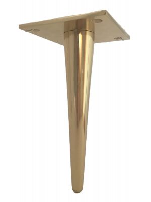 Arran Standard Brass Furniture Legs