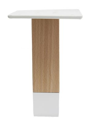 Balder Furniture Legs With White Cup