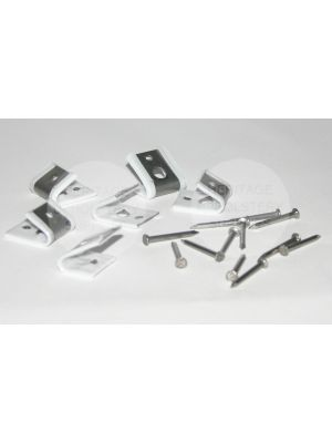 Zig Zag Spring Clips and Nails