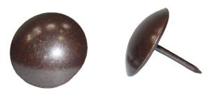 Antique On Brass Upholstery Nails – 24mm