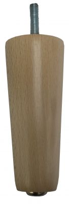 Tapered Wooden Bed Legs Standard
